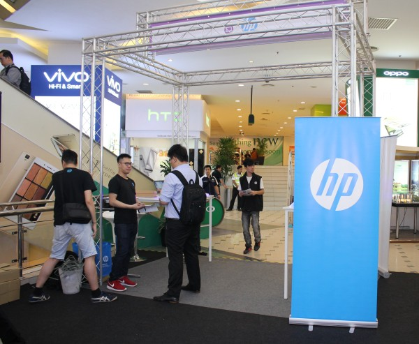 HP is also one of our sponsors, and you stand to win some great prizes from them with every purchase of their notebooks.
