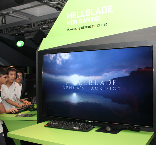 Hellblade was an in-game demo that essentially rendered the motion capture of an actress in real-time with the use of the Unreal 4 Engine.