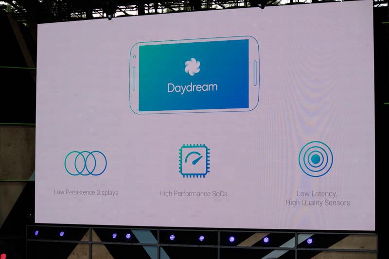 Properties of Daydream-ready phone