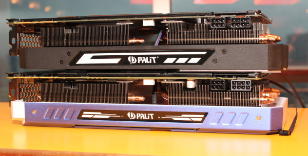 Both the cards are will require an additional 6-PIN PCIe power connector. Additionally, the JetStream variant will be clocked slightly slower than the GameStream variant of the GTX 1080.