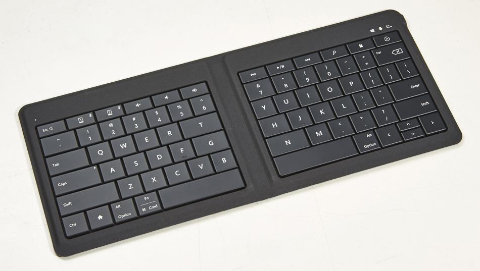 2f25289bd54 Microsoft Universal Folding Keyboard & Ranger Touchpad Bluetooth ...