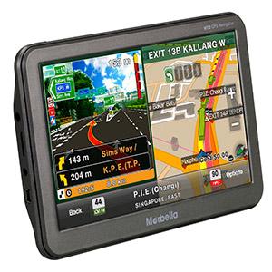 Marbella N72 GPS