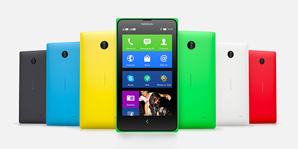 Nokia acknowledged Android's dominance too late.