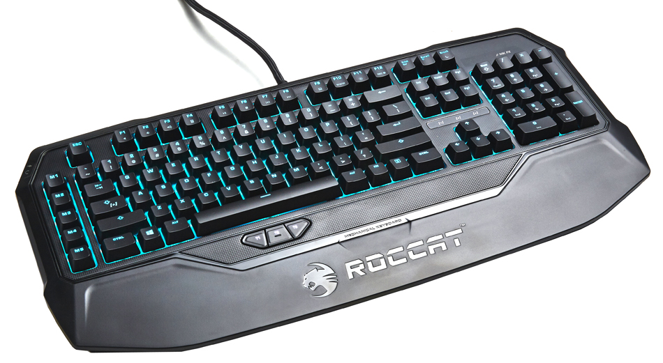 Razer BlackWidow X Chroma & Roccat Ryos MK FX : Shootout: The best