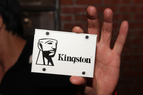 This is what Kingston's new entry-level SSDs will look like.