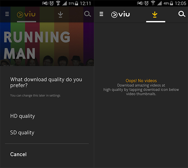 Spending the weekend with Hong Kong-based video streaming