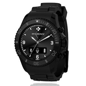 MyKronoz ZeClock Smart Watch