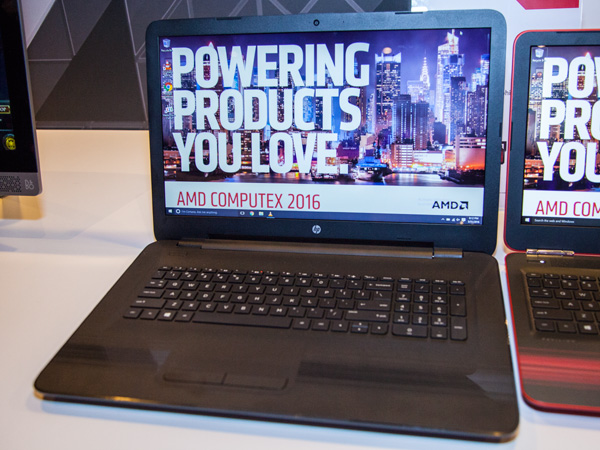 The HP Pavilion 17 comes equipped with an AMD A9-9410 APU, AMD Radeon R5 graphics, 4GB DDR4 memory and a 500GB HDD.