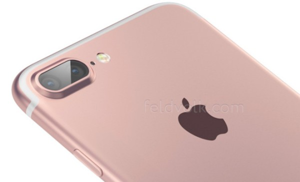 A mock-up of the iPhone 7. <br> Image source: Feld and Volk.
