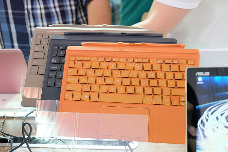 ASUS Transformer Cover Keyboard.