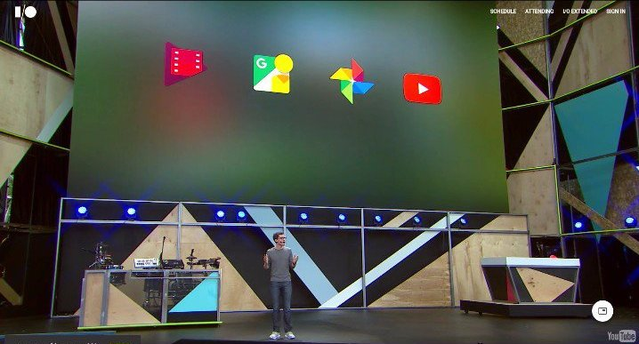 Lots of VR content potential from Google's own platform.