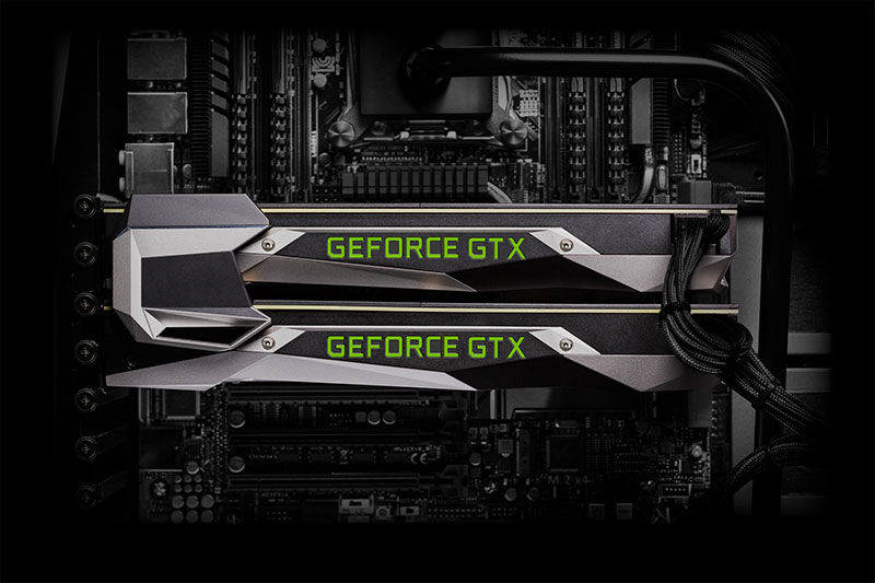 NVIDIA Only Officially Supports Two Way SLI On The GeForce GTX 1080 Image Source