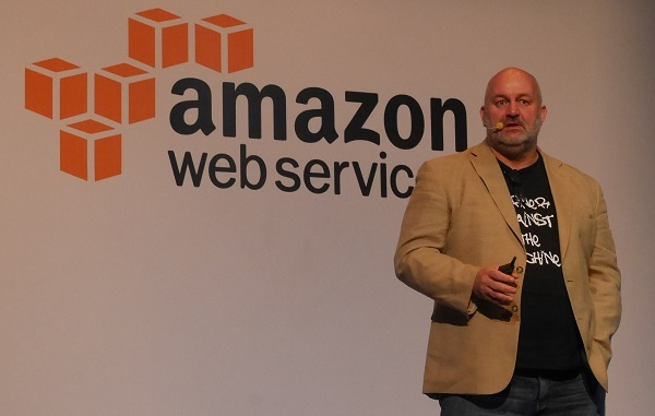 Dr. Werner Vogels, Chief Technology Officer and Vice President of Amazon.com