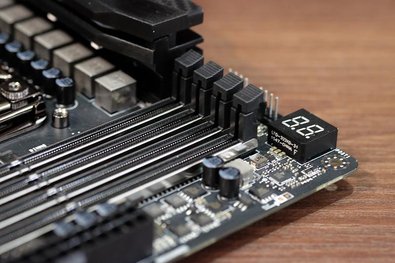 MSI X99A Gaming Pro Carbon RAM slots