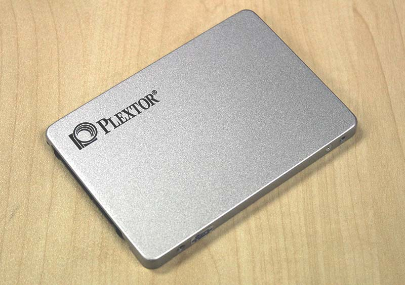The Plextor M7V is the company's first SSD to use TLC-NAND.
