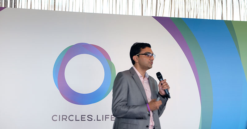 Rameez Ansar, one of the co-founders, talks about what Circles.Life hopes to bring to the table.