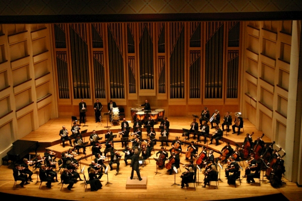 With classical music, the issue is slightly different; there are so many different variations by many different orchestras, it can be difficult to get exactly the version you want. <br> Image source: Wikipedia.