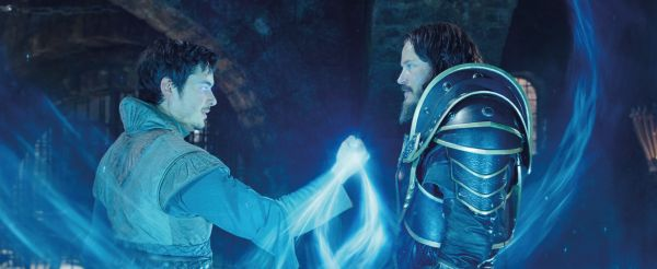 The acting in the movie is a pretty mixed bag. It has its fair share of awkward and awesome moments. <br> Image source: warcraftmovie.com