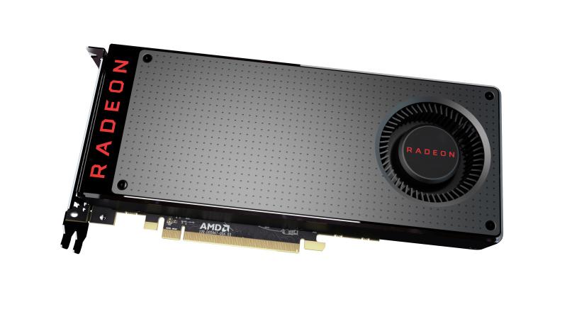 Meet AMD's Polaris powered, mid-range star: the Radeon RX 480.