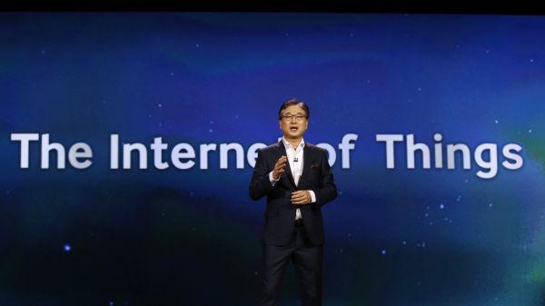 Yoon Boo-Keun, President,Co-Chief Executive Officer, Samsung