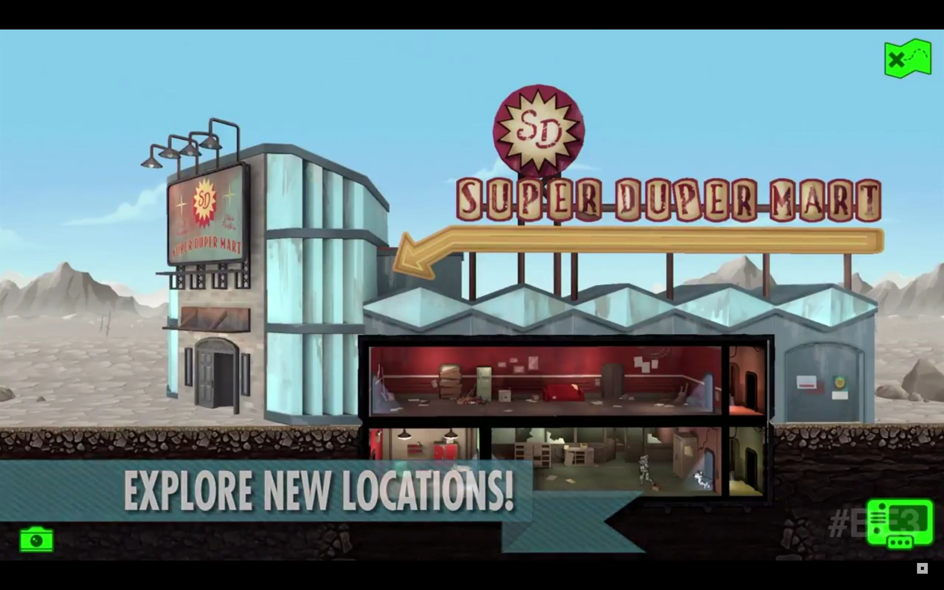 Fallout Shelter will be updated soon! Expect new quests, new locations and an updated combat system.