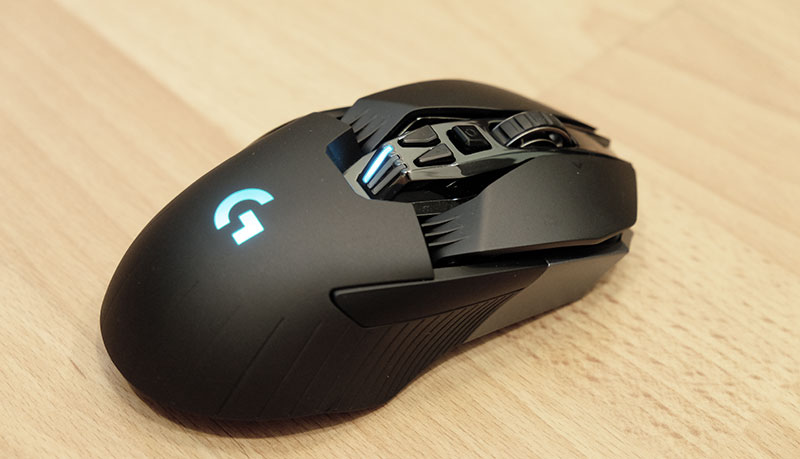 Design, Features, and Conclusion : Logitech G900 Chaos Spectrum review: Who needs cables anymore ...