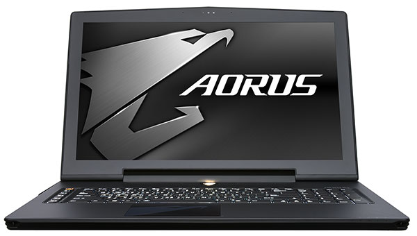 The Aorus X7 DT wants to be a mobile VR gaming machine. (Image Source: Aorus)