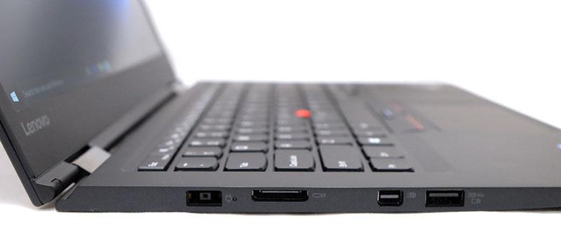 Lenovo ThinkPad X1 Carbon ports