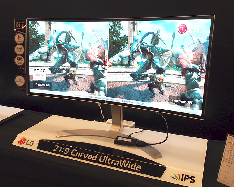 Finally, LG's UltraWide and UHD monitors are now in