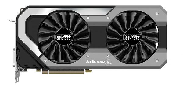 Palit, Zotac : NVIDIA GeForce GTX 1070 custom cards are here