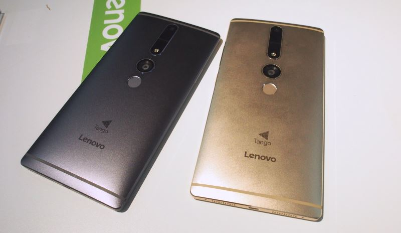 The Phab2 Pro comes in two colors: Gunmetal Grey and Champagne Gold. Worldwide rollout will begin in September 2016. In North America, it will retail at US$499, unlocked.