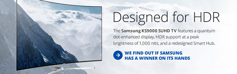 Review: Samsung 65-inch KS9000 SUHD TV
