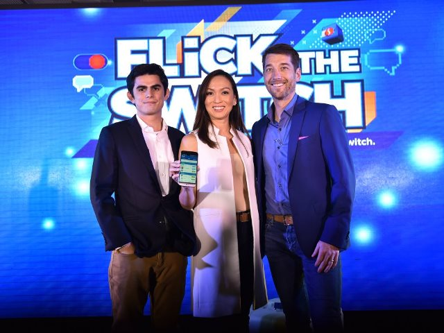 All-new Globe Switch app to give best app deals, tracks data
