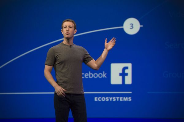 Facebook CEO, Mark Zuckerberg believes Oculus' VR expertise is key to the future of how people will interact with their computers, and perhaps each other. <br>Image source: CNET.