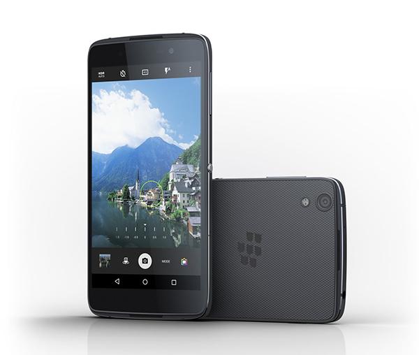 BlackBerry's DTEK50 was a re-branded TCL smartphone