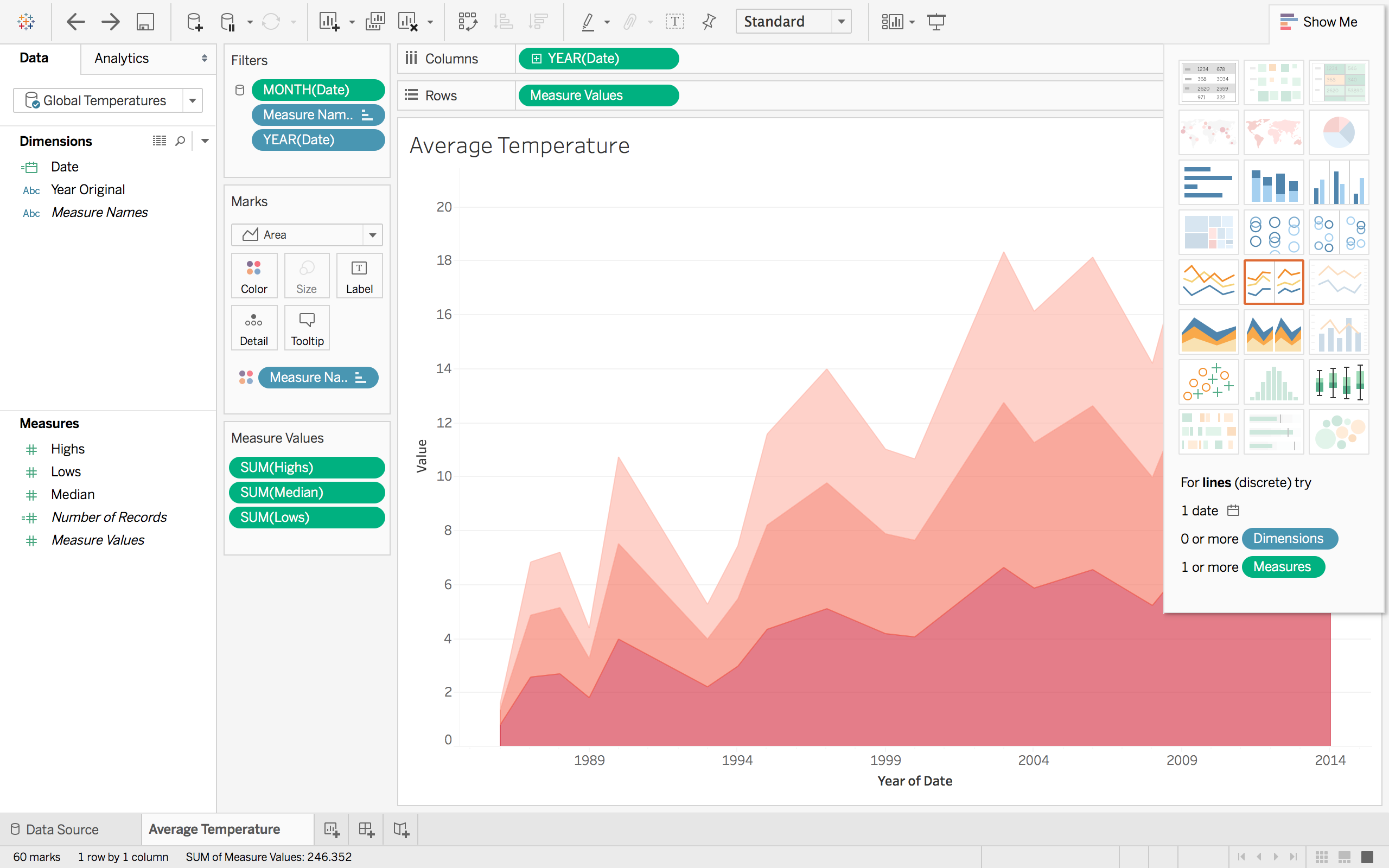 Tableau Announces V10 Of Its Beautiful Data Visualization Software
