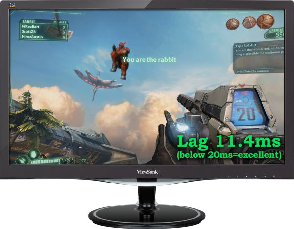 The new Viewsonic VX57 gaming monitor series promises to provide gamers smooth screen performance that is free of ghosting and blurring. <br> Image Source: Viewsonic