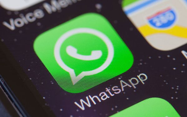 Despite promises on privacy, a researcher has discovered that deleted WhatsApp messages can still be recovered from the physical device or from the cloud. <br>Image source: Telegraph.