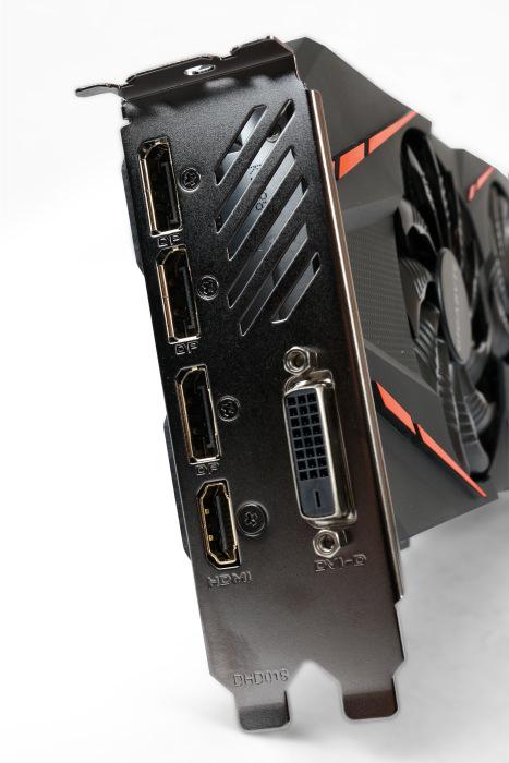 Gigabyte GeForce GTX 1060 G1 Gaming - HardwareZone com my
