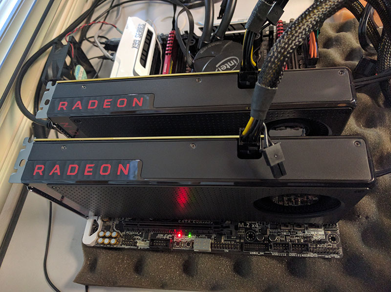 AMD Radeon RX 480 in CrossFire: Are two cards faster than the NVIDIA