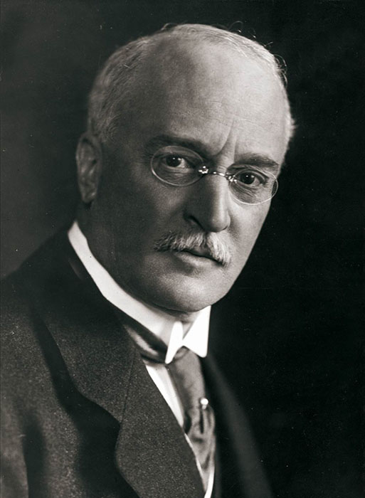 German inventor and mechanical engineer Rudolf Diesel is widely regarded as the founding father of diesel engines. (Image source: Wikipedia)