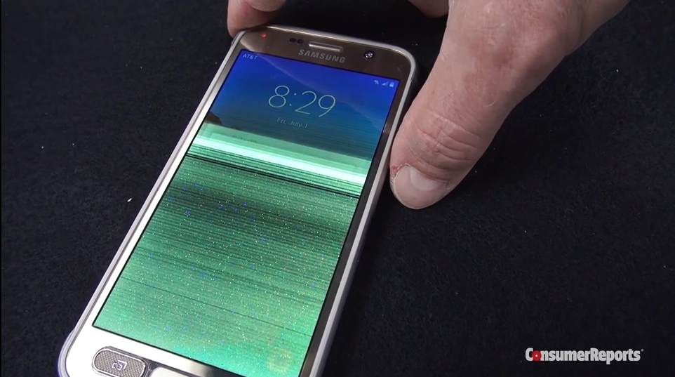 Samsung says it has fixed the Galaxy S7 Active's leaky