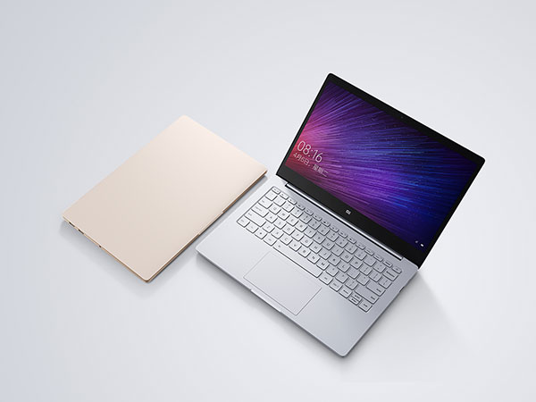 Both notebooks feature chiclet, backlit keyboards. (Image Source: Xiaomi)