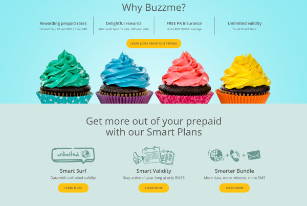 You can learn more about Buzzme's new Smart plans on their site.