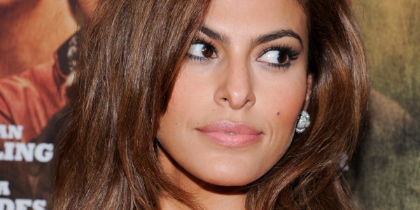 Rumor has it that GTA VI will feature a female protagonist, voiced by Eva Mendes. <br> Image source: Huffington Post.