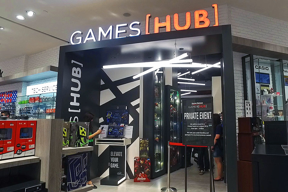 Image Result For Gaming Huba