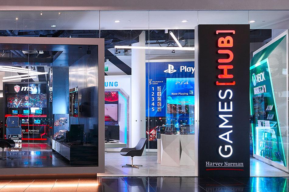 Online game shop singapore