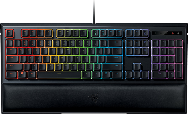 The Razer Ornata Chroma. <br> Image source: Razer