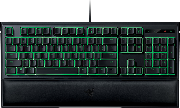 The Razer Ornata. <br> Image source: Razer