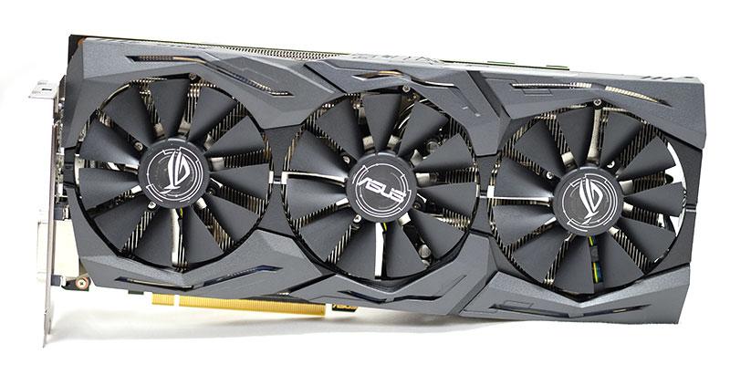 ASUS ROG Strix GeForce GTX 1060 OC : Battle of the
